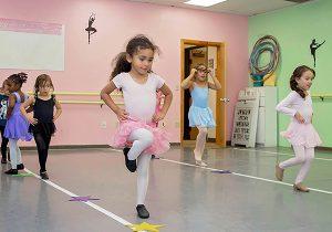 Jazz dance classes for kids